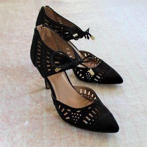 Elegant Metaphor Heels